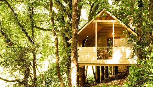 cottages for couples distinctive luxury cottages for romantic breaks in west cork treehouse 3 at grove house - Treehouse